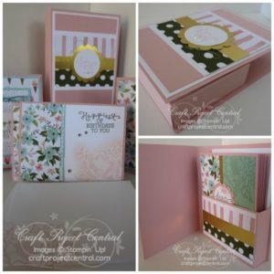 Birthday Bouquet Card Set SP