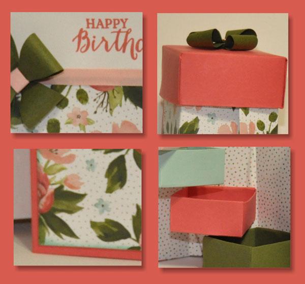 Stepper Box & Card Gift Ensemble SP