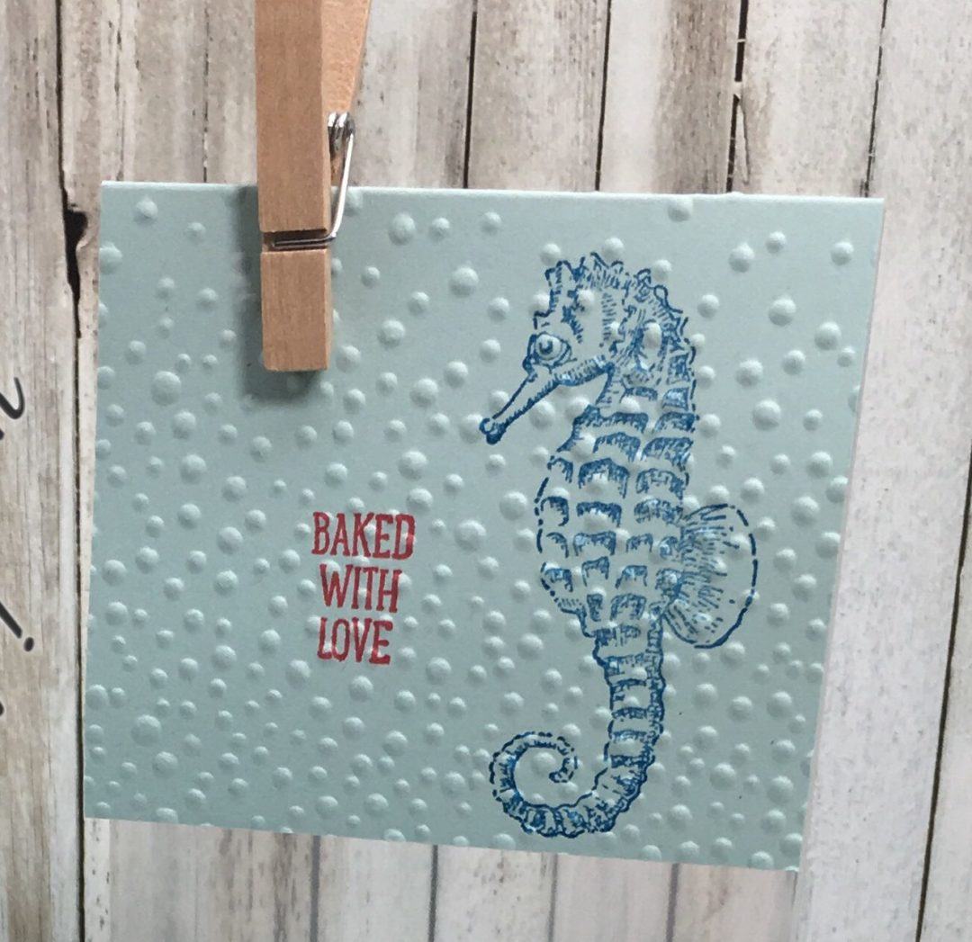 Seahorse Treat Bag or are they Seahorse Droppings?