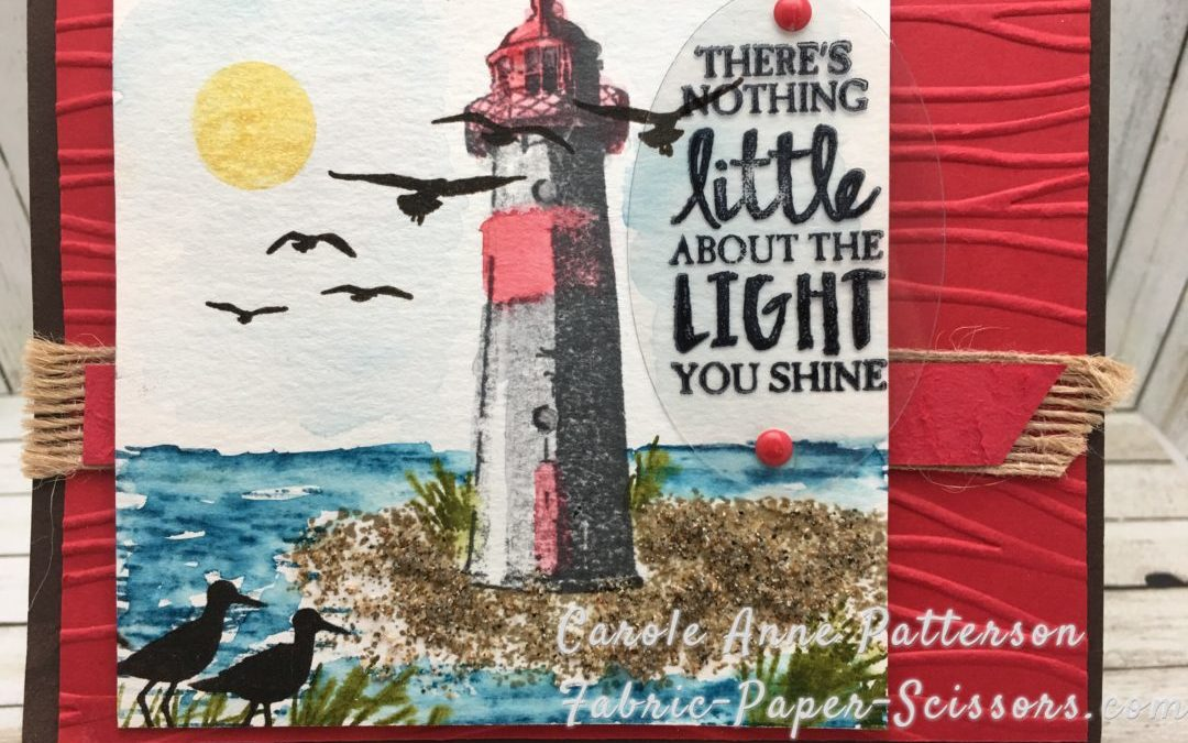 Sneak Peek – Let Hope Be Your Lighthouse – High Tide